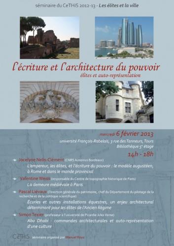 afiiche séminaire CeTHiS 06-02-13.ai